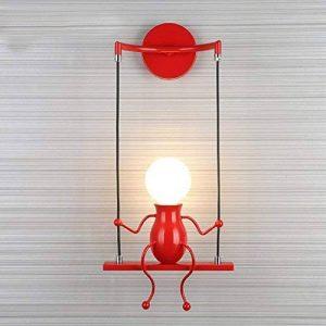 Lampe Murale E27 Applique Murale Couloir de la lampe Miroir lampe luminaire Couloir de la lampe pour Couloir Toilettes la chambre à coucher Loft Chambre à coucher Office Home Décoration lumineuse de la marque Azanaz image 0 produit