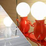 Lampe Murale E27 Applique Murale Couloir de la lampe Miroir lampe luminaire Couloir de la lampe pour Couloir Toilettes la chambre à coucher Loft Chambre à coucher Office Home Décoration lumineuse de la marque Azanaz image 2 produit