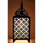 Lampe orientale H45cm en fer forgé, artisanat marocain de la marque Artisanal image 1 produit