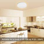 lampe plafonnier led TOP 6 image 2 produit