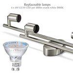 lampe plafonnier led TOP 9 image 2 produit