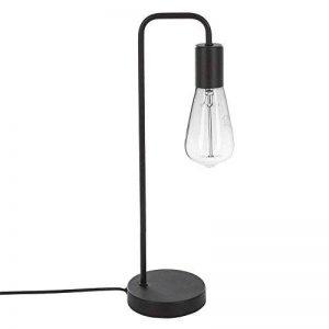 Lampe à poser en métal - Design et Originale - Coloris NOIR de la marque Atmosphera image 0 produit