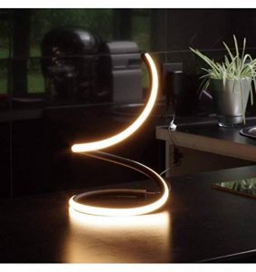 lampe à poser noire design TOP 14 image 0 produit