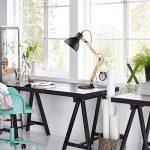 lampe à poser noire design TOP 2 image 3 produit