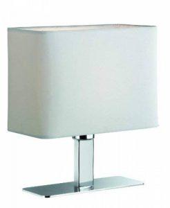 lampe à poser pied chrome TOP 0 image 0 produit
