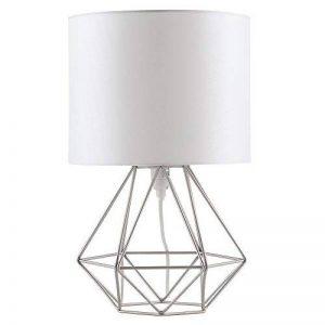 lampe à poser pied chrome TOP 5 image 0 produit