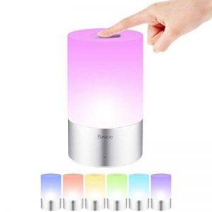 lampe pour table de chevet TOP 9 image 0 produit