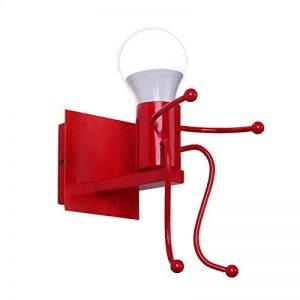 lampe salon rouge TOP 10 image 0 produit