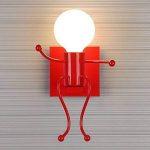 lampe salon rouge TOP 10 image 1 produit