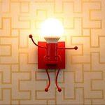 lampe salon rouge TOP 10 image 2 produit
