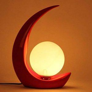 lampe salon rouge TOP 2 image 0 produit