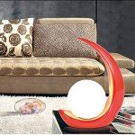 lampe salon rouge TOP 2 image 2 produit
