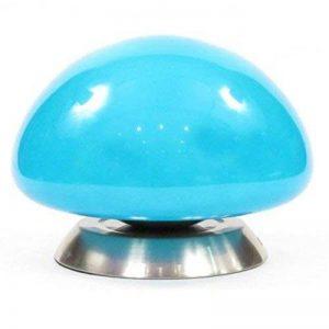 Lampe sensitive touch UFO OVNI champignon - Bleu de la marque Touslescadeaux image 0 produit