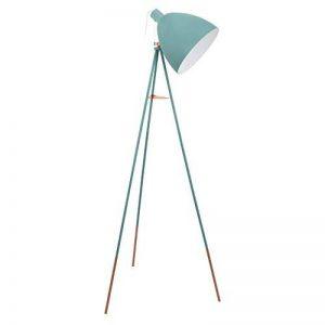 Lampe sur Pied 1 Ampoule Vintage Couleur : Menthe de la marque EGLO; my light; my style image 0 produit