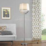 lampe sur pied chrome TOP 2 image 1 produit