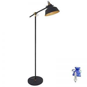 lampe sur pied noir TOP 12 image 0 produit