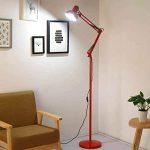lampe sur pied rouge design TOP 10 image 4 produit