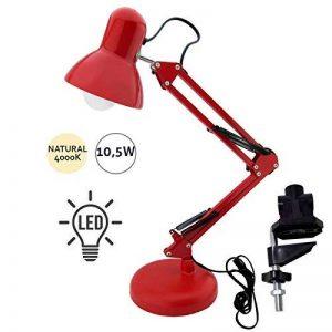 lampe sur pied rouge design TOP 11 image 0 produit