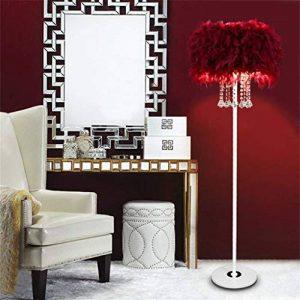 lampe sur pied rouge design TOP 12 image 0 produit