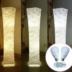 lampe sur pied rouge design TOP 7 image 2 produit