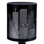 Lampe tactile New york Argent / Noire 3 intensités de la marque Atmosphera image 1 produit