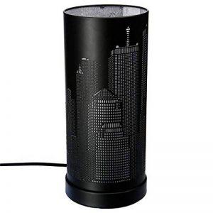 Lampe Tactile New York - D 12 x H 27,5 cm - Argent de la marque AC-Déco image 0 produit