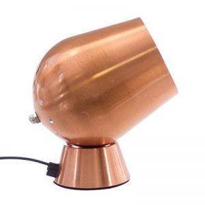 Lampe touch à poser - Originale et Design - Coloris Cuivré de la marque Atmosphera image 0 produit