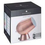 Lampe touch à poser - Originale et Design - Coloris Cuivré de la marque Atmosphera image 1 produit