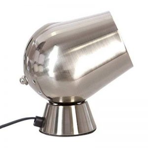 Lampe touch à poser - Originale et Design - Coloris GRIS Argent de la marque Atmosphera image 0 produit