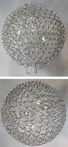 Lampe verre 6345Parasol de rechange en verre Abat-jour verre de rechange pour lampe suspension fil Boule Globe en verre de la marque Wofi image 0 produit