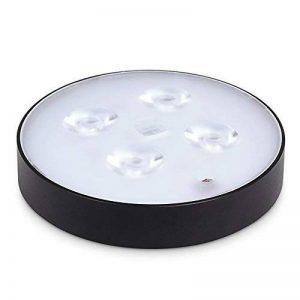 Lampes Spots LED avec Détecteur de Mouvement et Liminosité - Daffodil LEC010 - Projecteur Autocollants Aimanté à DEL à Batterie Rechargeable de la marque Daffodil image 0 produit
