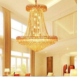 *lampes suspendues intérieures Lustres en cristal, lustres, lustres de plafond, lustres en cristal de salon, lumières d'entrée d'hôtel, lustres d'escalier, lustres en cristal de villa Lustre de ménage de la marque Yxx max image 0 produit