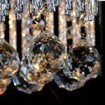 *lampes suspendues intérieures Lustres en cristal, lustres rectangulaires de plafond, lustre en cristal de luxe Lustre de ménage de la marque Yxx max image 3 produit