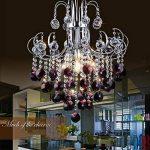 *lampes suspendues intérieures Moderne K9 Crystal Raindrop Lustre Éclairage Restaurant Cristal Lumières, Led Européenne Chambre Lampes D'étude Lustres, Cristal Lustre Lustre de ménage de la marque Yxx max image 2 produit