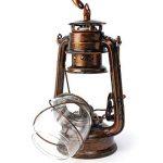 Larsure Vintage style industriel Lampe de Mur applique Lampe Murale applique murale lanterne rustique rétro éclairage mural Antique Lampe Murale Lampes de chevet pour le Corridor Restaurant Bar Vintage Light Outdoor, 40 x 18 cm (E27) or rétro de la marque image 1 produit