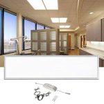 LE Lighting EVER Plafonnier LED 36W, 3000lm, Blanc Chaud, 295mm*1195mm, Panneau Lumineux LED pour Bureau, Salon, Atelier, etc. de la marque Lighting EVER image 1 produit