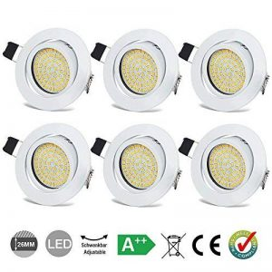led encastrable extra plat TOP 12 image 0 produit