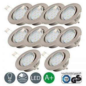 led encastrable plafond TOP 2 image 0 produit