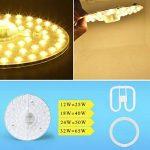 LED Module 32W Blanc Chaud 3000K Remplacement pour Plafonnier LED Rond Lampe-9 Pouces de la marque AWE-LIGHT image 2 produit