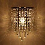LEDMOMO Applique Murale en cristal Lampe Murale pour Décoration à la maison de la marque LEDMOMO image 1 produit