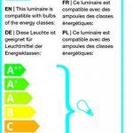 Leitmotiv LM1193 Hobby Lampe de Bureau Acier Bleu de la marque Leitmotiv image 1 produit