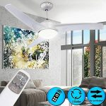 Les ventilateurs de plafond avec la lumière ventilateur lampe lumière globo primo 0305 de la marque Globo image 3 produit