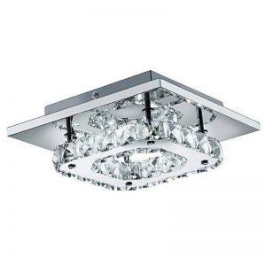 LightinTheBox® Flush Mont Ampoule LED Crystal compris Chandelier Modern Contemporary Salon Salle à manger Chambre Couloir Métal de la marque LightInTheBox image 0 produit