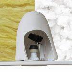 Lot de 10 Kits complets système étanche à l'air RT 2012 SPOTBOX pour spot LED encastré - coloris alu de la marque BLM image 2 produit