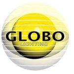 Lot de 2lampes de table Bailey, pied chrome poli, abat-jour rectangulaire Textile Blanc, GLOBO Lighting 24660 de la marque Globo image 4 produit
