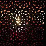 Lot de 3 Photophore marocain Aleyna 14cm grand noir | Bougeoir Lanterne marocaine pour l'extérieur au jardin l'intérieur sur la table | Photophores marocains pour décoration maison orientale de la marque Marrakesch Orient & Mediterran Interior image 4 produit
