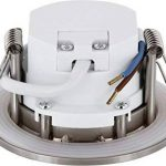 Lot de 5–Spot encastrable à LED pour pièces humides IP54230V–5W–460lm–Fonte d'Aluminium–Trou de perçage Ø68mm–tagesweiß (4000K) de la marque HAVA image 2 produit