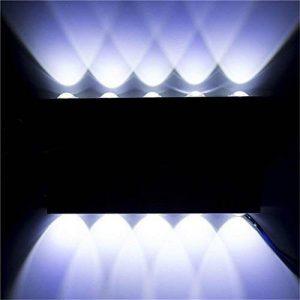 Louvra Applique Murale LED 30W Intérieure Lampe Décorative Moderne Créatif Éclairage Design Lumiaire en Aluminium pour Chambre Maison Couloir Salon Blanc Froid de la marque Louvra image 0 produit
