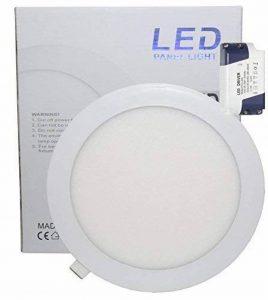 Lowenergie 18w LED Lampe de Plafond encastrable Blanc jour 6000 K à éclairage, 240 mm, 150 W équivalent halogène de la marque Lowenergie image 0 produit