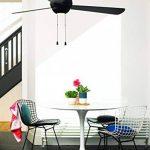 Lucci Air Bordono 1 Lampe de plafond finition: noir de la marque Beacon International image 3 produit